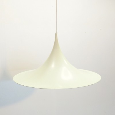 Semi hanging light by Claus Bonderup & Torsten Thorup, 1967