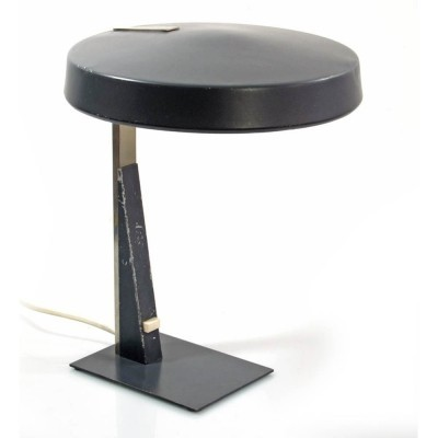 Philips vintage adjustable sixties table lamp by Louis Kalff