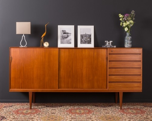 Danish sideboard by Henry Rosengren Hansen for Brande Møbelfabrik, 1960s