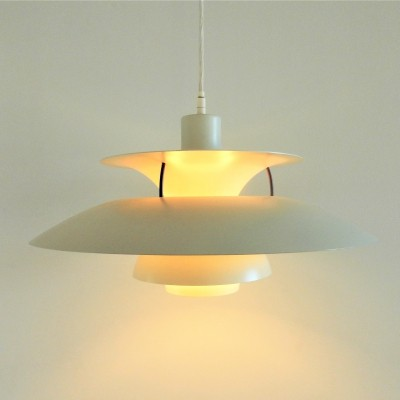 PH5 Pendant by Poul Henningsen for Louis Poulsen, Denmark 1960's