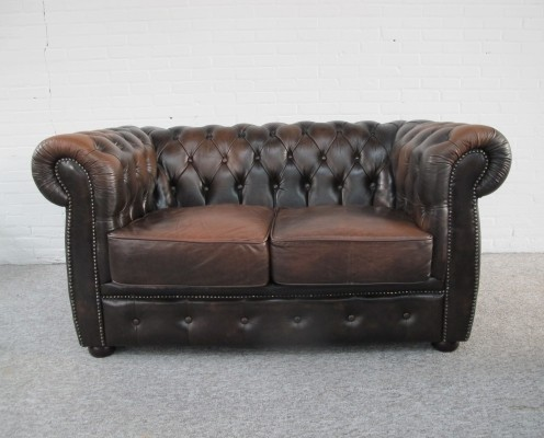 Chesterfield sofa, 1980s