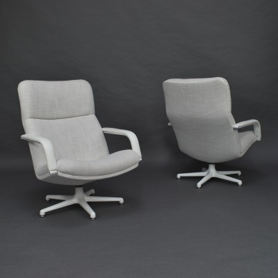 Geoffrey Harcourt f154 lounge chairs by Artifort