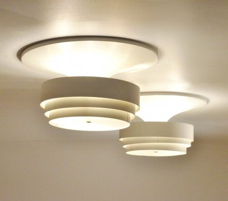 5 x ceiling lamp by Hans Agne Jakobsson for AB Markaryd, 1960s