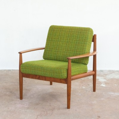 3 x arm chair by Grete Jalk for France & Son, 1960s