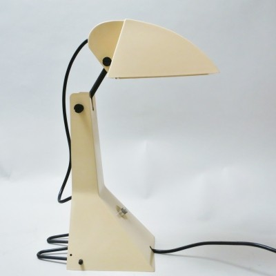 E63 desk lamp by Umberto Riva for Bieffeplast, 1960s
