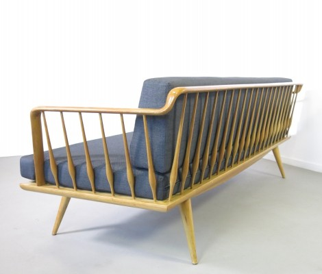 Mid-century birch sofa, 1960s