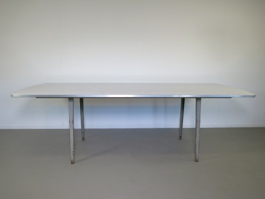 Octagon Reform dining table by Friso Kramer for Ahrend de Cirkel, 1960s