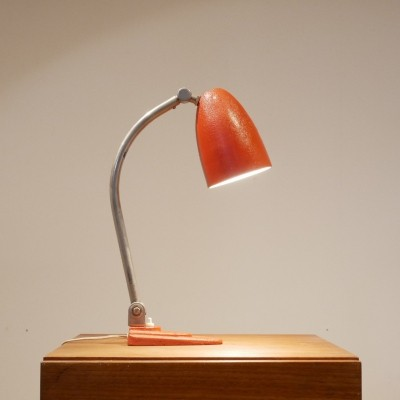 Desk lamp by W. Gispen for Gispen, 1920s