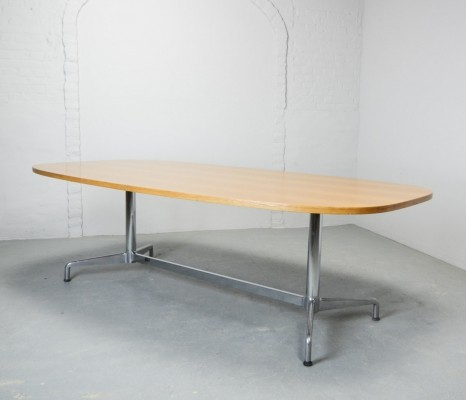 Large Eames Conference Dining Table for Herman Miller, USA 1960s