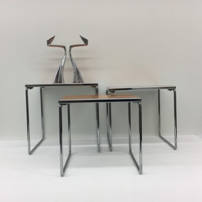 Set of nesting tables by Brabantia