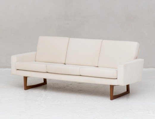 3-seater sofa by Ingvar Andersson for Effka, Sweden 1960