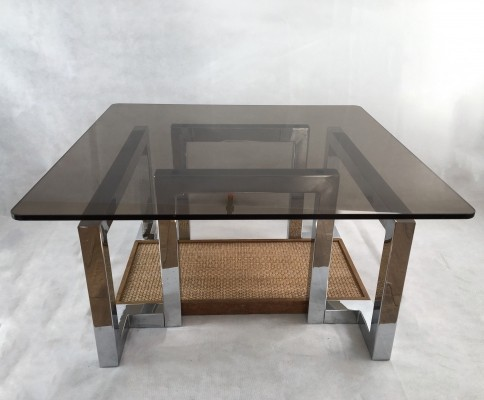 'Mandarin' Coffee Table by Tim Bates for Pieff, c.1970