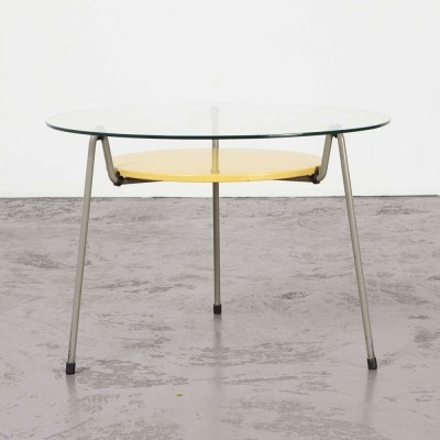 Model 535 Coffee Table by Wim Rietveld for Gispen, 1953