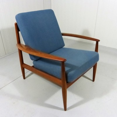 Arm chair by Grete Jalk for France & Son, 1960s