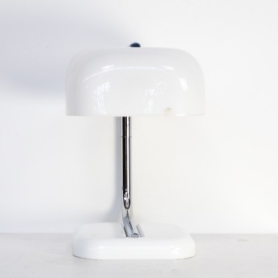 70s Guzinni square & turnable table lamp
