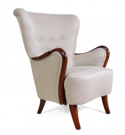 Danish Armchair, c1940