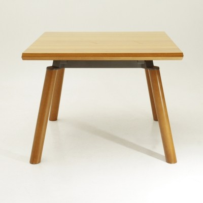Italian post modern extensible dining table, 1980s