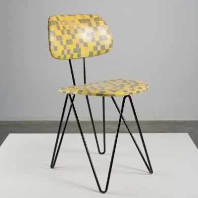 SM 01 dining chair by Cees Braakman for Pastoe, 1950s