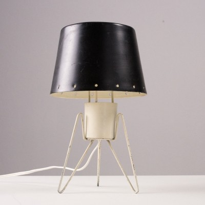 Rare Hiemstra Evolux table lamp