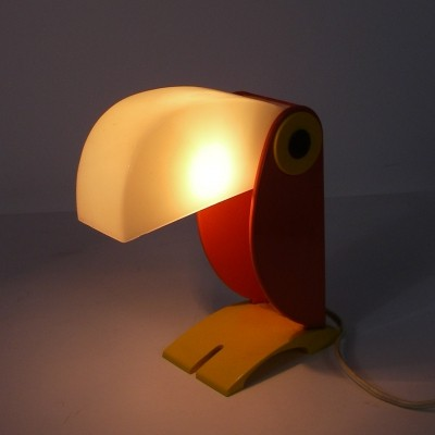 Tucan desk lamp by Old Timer Ferrari