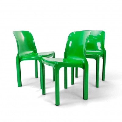 Selene Chair by Vico Magistretti for Artemide