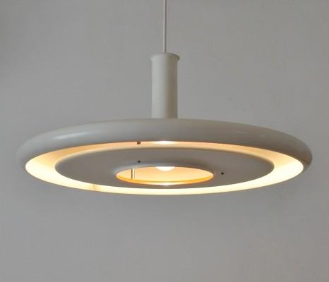 Optima 7 hanging lamp by Hans Due for Fog & Mørup, 1970s