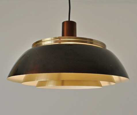 Scale pendant light, 1960s