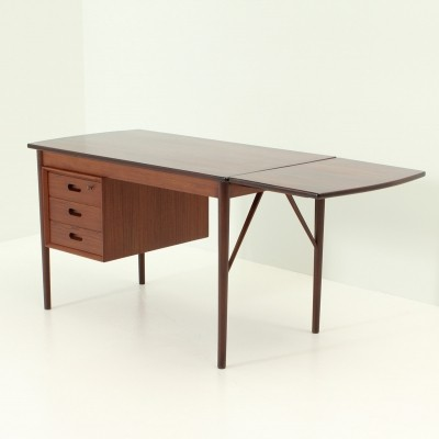 Drop-leaf Desk by Erik Buch