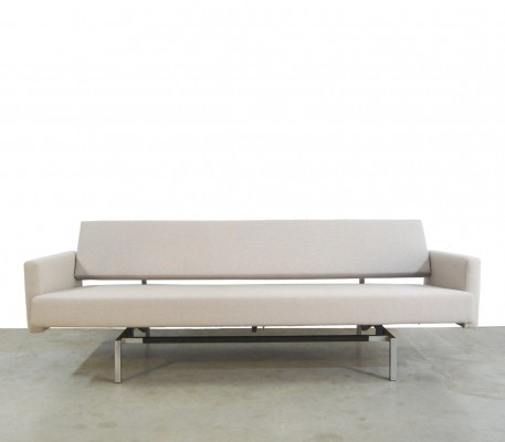 Rare vintage 'br33/br43' sofa bed by Martin Visser for Spectrum, 1960s