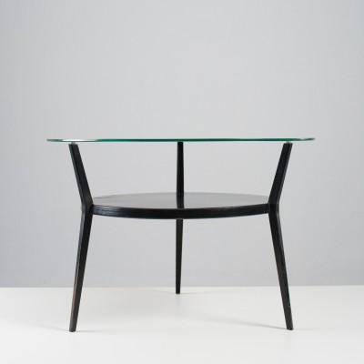 Rare 'Rotonde' coffee table by Friso Kramer