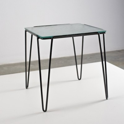 Side table by Arnold Bueno de Mesquita for Spurs Meubelen, 1950s
