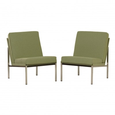 Set of Gispen 1451 Easy Chairs by Coen de Vries, 1960s