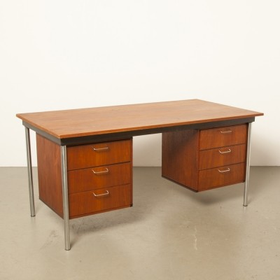 Made to Measure series writing desk by Cees Braakman for Pastoe, 1960s