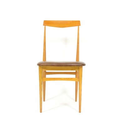 Side chair in scandinavian style, 1970s