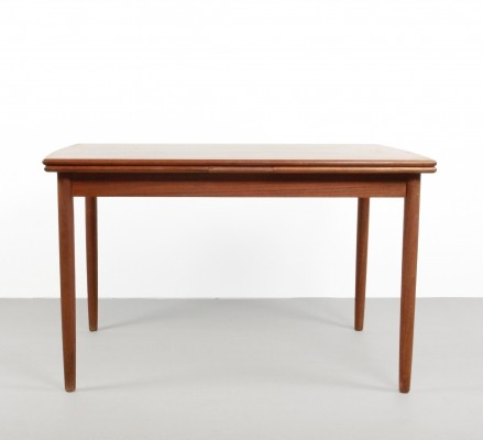 Vintage Danish Design Teak Dining Table