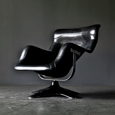 Karuselli lounge chair by Yrjö Kukkapuro for Haimi Finland, 1960s
