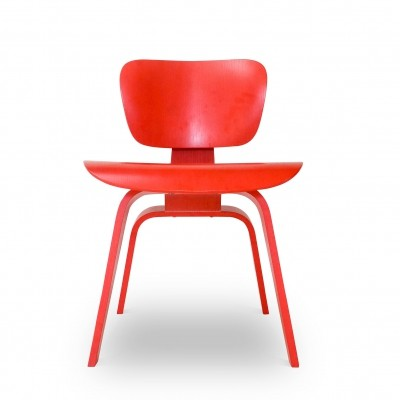 Eames Dining Chair Wood (DCW)