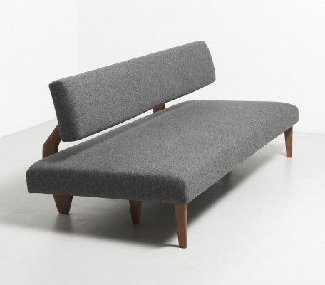 FH10 daybed by Franz Hohn, 1959