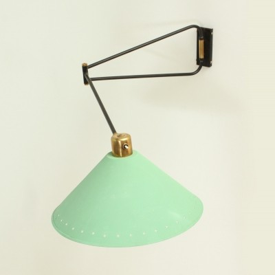 Wall Lamp by Maison Lunel, 1950's