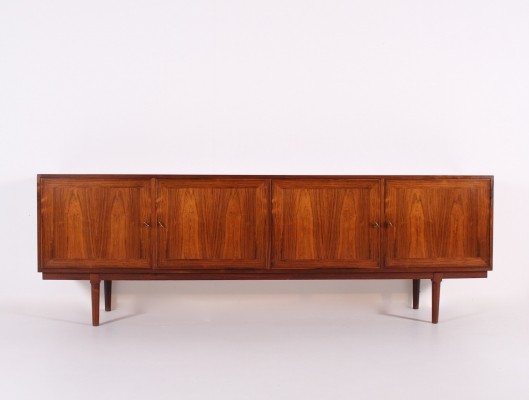Rosewood sideboard by Arne Vodder for Vamo-Sønderborg '59/4'