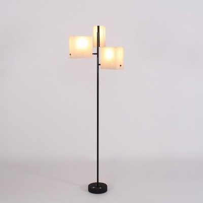 French floor lamp by Maison Arlus