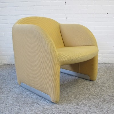 Ben lounge chair by Pierre Paulin for Artifort, 1980s