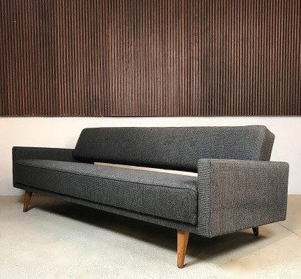 German Sofa Daybed by Josef Pentenrieder for Hans Kaufeld, 1950s
