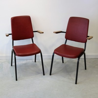 2 x vintage arm chair, 1970s