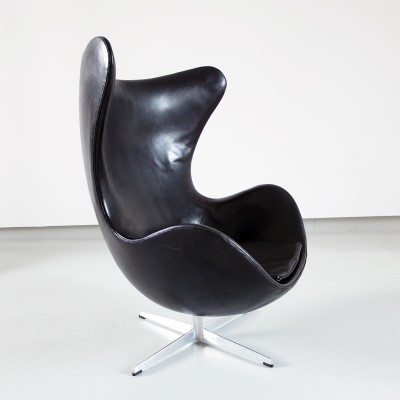 Egg lounge chair by Arne Jacobsen for Fritz Hansen, 1960s