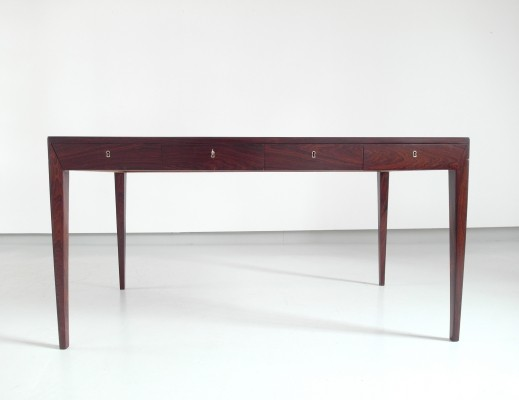 Severin Hansen Jr. Writing Desk for Haslev, Denmark, circa 1958