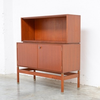 Cabinet by Pieter De Bruyne for Al Meubel, 1959