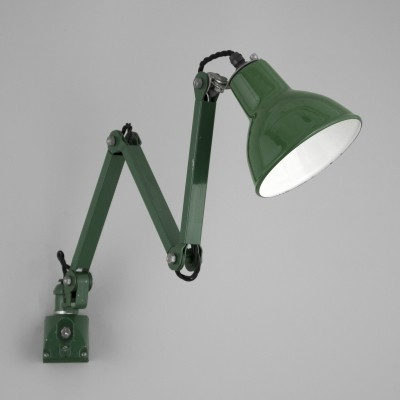 Green industrial EDL Machinists work light