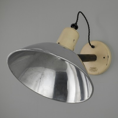 Vintage wall light by Osram