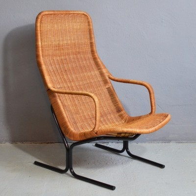514c arm chair by Dirk van Sliedregt for Gebroeders Jonkers, 1950s